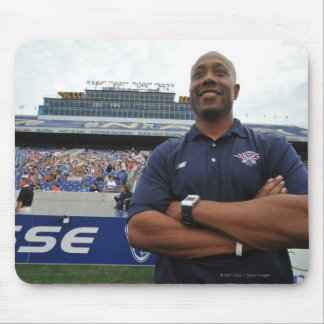 ANNAPOLIS, MD - JUNE 25:  Head coach Billy Day Mouse Pad