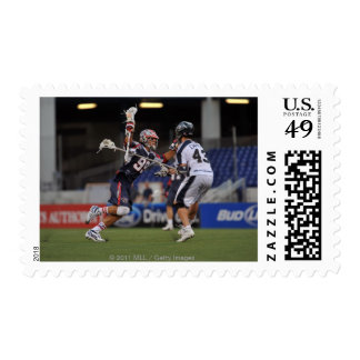 ANNAPOLIS, MD - JUNE 25:  Paul Rabil #99 2 Postage