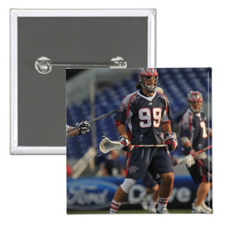 ANNAPOLIS, MD - JUNE 25:  Paul Rabil #99 3 Buttons