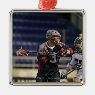 ANNAPOLIS, MD - JUNE 25:  Paul Rabil #99 9 Christmas Tree Ornaments