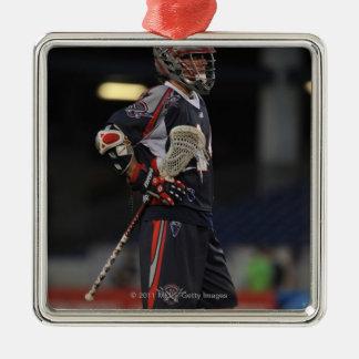 ANNAPOLIS, MD - JUNE 25:  Ryan Boyle #14 7 Metal Ornament