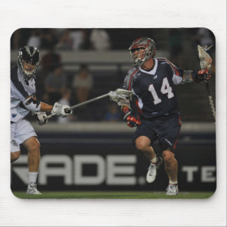 ANNAPOLIS, MD - JUNE 25:  Ryan Boyle #14 Mouse Pad