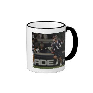 ANNAPOLIS, MD - JUNE 25:  Ryan Boyle #14 Ringer Coffee Mug