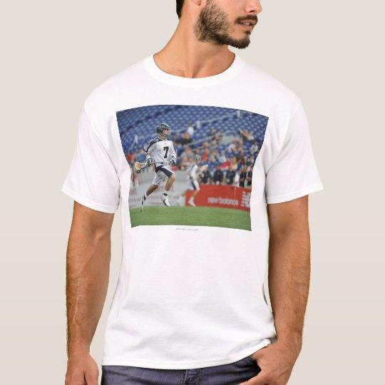 ANNAPOLIS, MD - JUNE 25:  Steve DeNapoli #7 2 T-Shirt