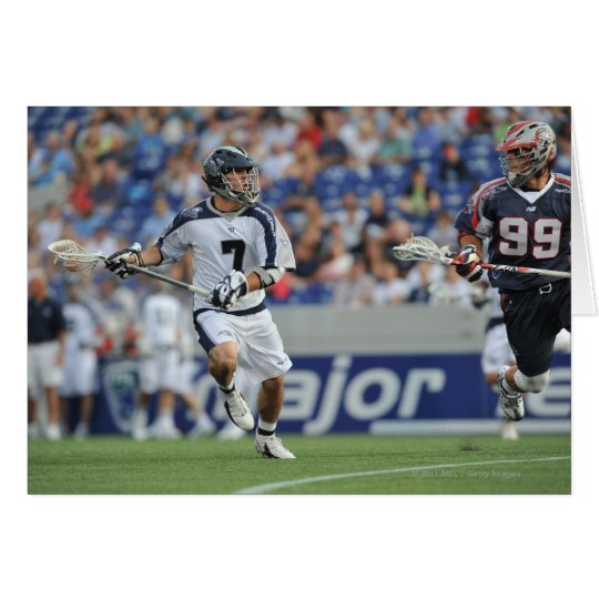 ANNAPOLIS, MD - JUNE 25:  Steve DeNapoli #7 6 Card