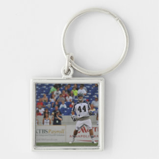 ANNAPOLIS, MD - JUNE 25:  Steven Brooks #44 Silver-Colored Square Keychain