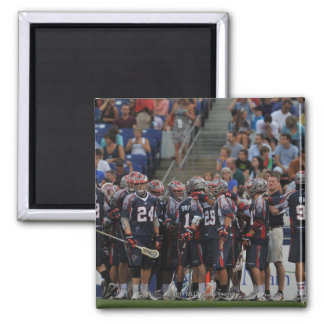 ANNAPOLIS, MD - JUNE 25:  The Boston Cannons Magnet