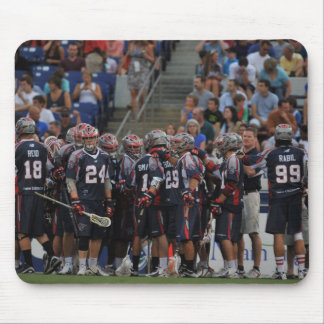 ANNAPOLIS, MD - JUNE 25:  The Boston Cannons Mouse Pad