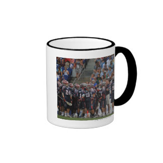 ANNAPOLIS, MD - JUNE 25:  The Boston Cannons Ringer Coffee Mug