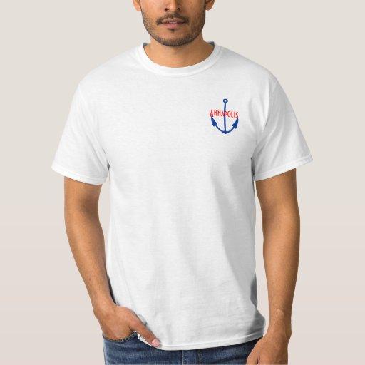 Annapolis MD Maryland AnchorTown Nickname Shirt