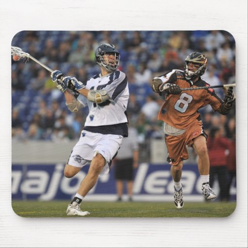ANNAPOLIS, MD - MAY 14:  Ben Hunt #18 3 Mouse Pads