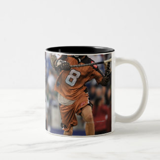 ANNAPOLIS, MD - MAY 14:  Ben Hunt #18 3 Coffee Mug