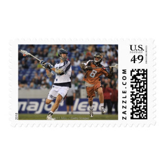 ANNAPOLIS, MD - MAY 14:  Ben Hunt #18 3 Postage Stamp