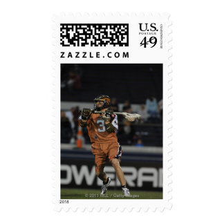 ANNAPOLIS, MD - MAY 14:  Brett Garber #3 3 Postage Stamps