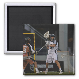 ANNAPOLIS, MD - MAY 14:  Chris Garrity #15 2 2 Inch Square Magnet