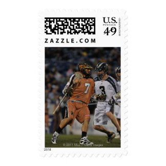 ANNAPOLIS, MD - MAY 14:  Dan Deckelbaum #7 Postage Stamp