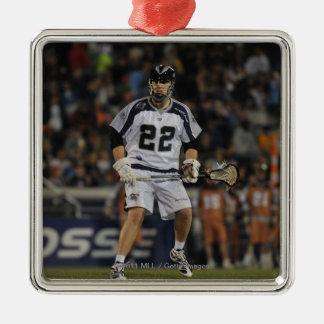 ANNAPOLIS, MD - MAY 14:  Dan Hardy #22 2 Metal Ornament