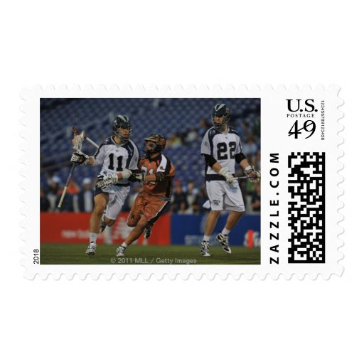 ANNAPOLIS, MD - MAY 14:  Kyle Dixon #11 4 Postage Stamps