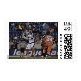ANNAPOLIS, MD - MAY 14:  Kyle Dixon #11 5 Postage Stamp