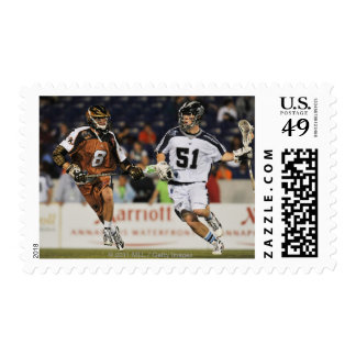 ANNAPOLIS, MD - MAY 14:  Michael Kimmel #51 5 Postage Stamps