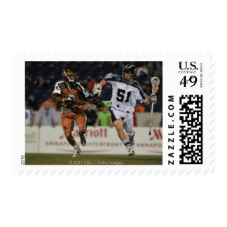 ANNAPOLIS, MD - MAY 14:  Michael Kimmel #51 7 Postage Stamp