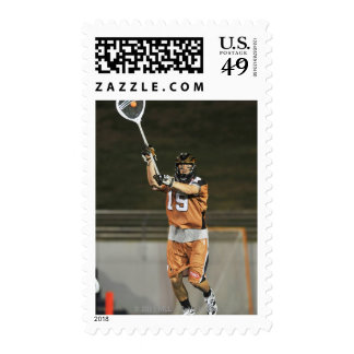 ANNAPOLIS, MD - MAY 14:  Mike Gabel #19 2 Postage Stamp