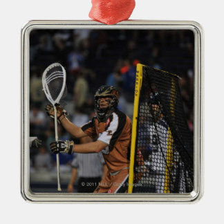 ANNAPOLIS, MD - MAY 14:  Mike Gabel #19 3 Metal Ornament
