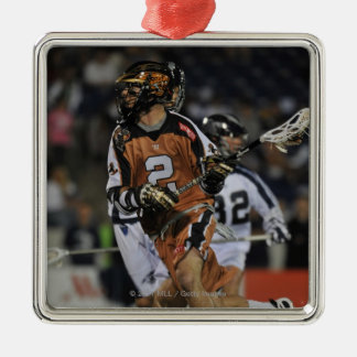 ANNAPOLIS, MD - MAY 14:  Ned Crotty #2 4 Metal Ornament