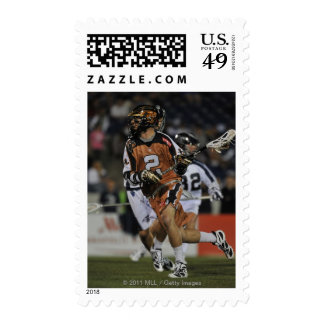 ANNAPOLIS, MD - MAY 14:  Ned Crotty #2 4 Postage Stamps