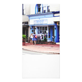 Annapolis MD - Shopping on Main Street Card