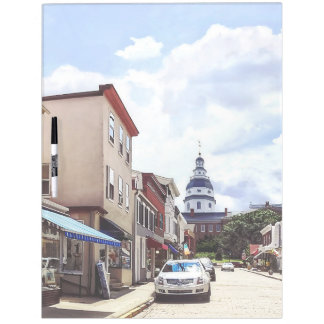 Annapolis MD Shops On Maryland Avenue Dry-Erase Board