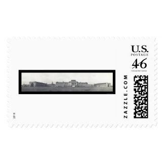 Annapolis Navy Academy Photo 1911 Postage Stamps