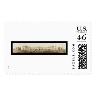 Annapolis Navy Academy Photo 1919 Postage Stamps