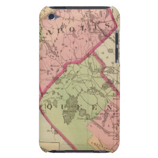 Annapolis, Queens counties, NS iPod Case-Mate Case