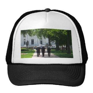 Annapolis - Sailors walking across campus Trucker Hat