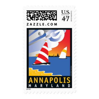 Annapolis, Wednesday Afternoon Postage
