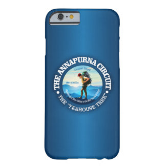 Annapurna Circuit Barely There iPhone 6 Case