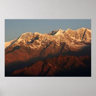 Annapurna Ranges 2 Poster