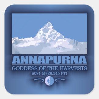 Annapurna Square Sticker
