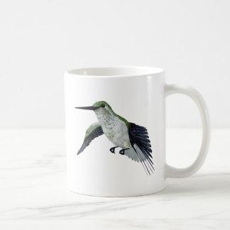 Anna's Female Hummingbird Coffee Mugs