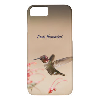 Anna's Hummingbird iPhone 7 Case
