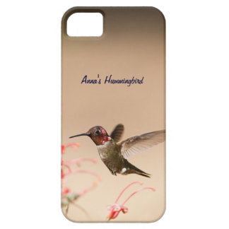 Anna's Hummingbird iPhone SE/5/5s Case