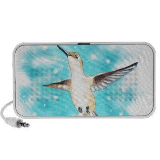 Anna's Hummingbird Mini Speaker