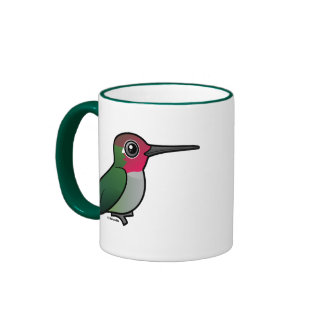 Anna's Hummingbird Mugs