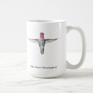 Anna's Hummingbird Mug