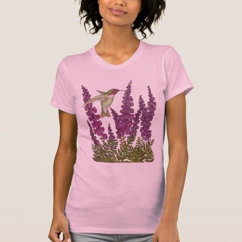 Annas Hummingbird T_Shirt