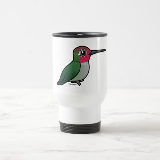 Anna's Hummingbird Travel Mug