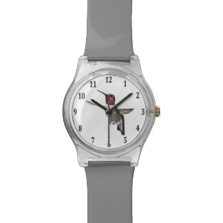 Anna's Hummingbird Wrist Watch