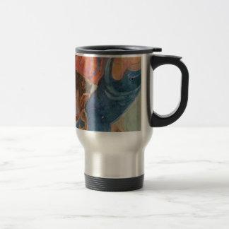 Anna's Robin 3 Travel Mug