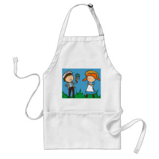 Anne and Gilbert Adult Apron